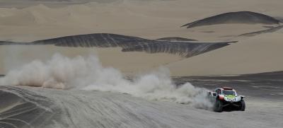 MOTORSPORT - DAKAR PERU CHILE ARGENTINA  2013 - STAGE 3 / ETAPE 3 - PISCO  (PER) TO NAZCA (PER) - 07/01/2013 - PHOTO : FREDERIC LE FLOC'H / DPPI -