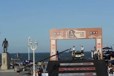 MOTORSPORT - DAKAR ARGENTINA CHILE PERU 2012 - SCRUTINEERING - MAR DEL PLATA (ARG) - 29 TO 31/11/2011- PHOTO: DPPI