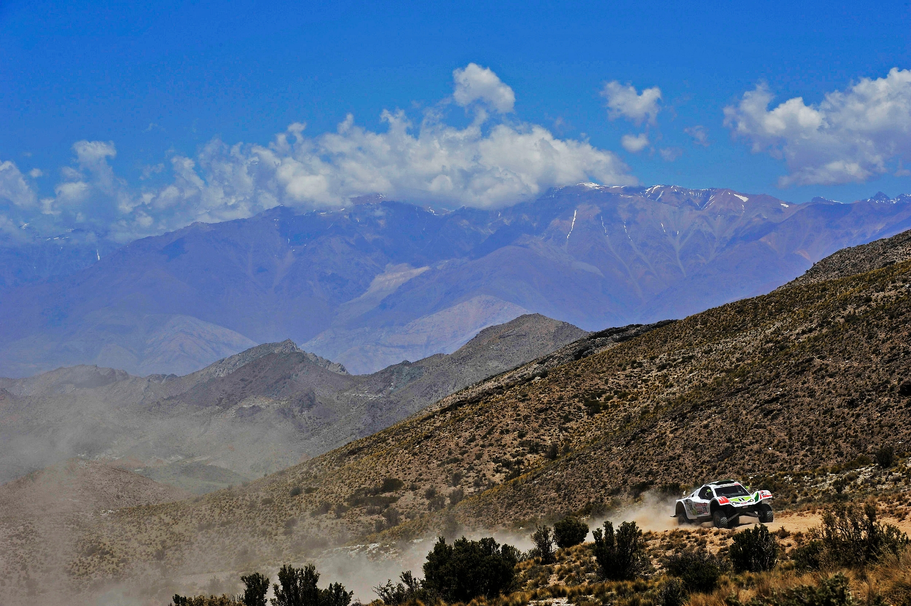 MOTORSPORT - DAKAR ARGENTINA CHILE PERU 2012 - STAGE 3 - SAN RAFAEL (ARG) TO SAN JUAN (ARG)  - 03/01/2012 - PHOTO: DPPI
