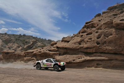 MOTORSPORT - DAKAR ARGENTINA CHILE PERU 2012 - STAGE 4 - SAN JUAN (ARG) TO CHILECITO (ARG) - 04/01/2012 - PHOTO:  DPPI