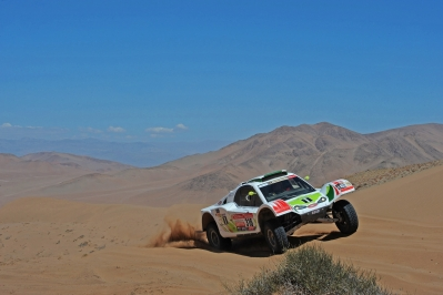 MOTORSPORT - DAKAR ARGENTINA CHILE PERU 2012 - STAGE 7 - COPIAPO (CHI) TO COPIAPO (CHI) - 07/01/2012 - PHOTO: ERIC VARGIOLU / DPPI