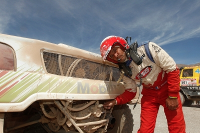 MOTORSPORT - DAKAR ARGENTINA CHILE PERU 2012 - STAGE 8 - COPIAPO (CHI) TO ANTOFAGASTA (CHI) - 09/01/2012 - PHOTO:  FREDERIC LE FLOCH / DPPI