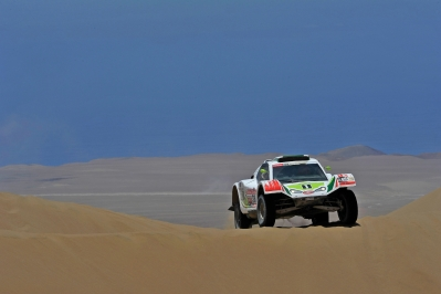 MOTORSPORT - DAKAR ARGENTINA CHILE PERU 2012 - STAGE 10 - IQUIQUE (CHI) TO ARICA (CHI) - 11/01/2012 - PHOTO: DPPI