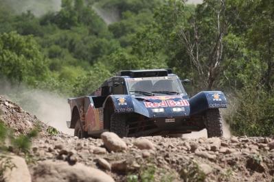 MOTORSPORT - DAKAR ARGENTINA BOLIVIA CHILE  2014 - STAGE 4 / ETAPE 4 - SAN JUAN (ARG) - CHILECITO (ARG) - 08/01/2014 I - CHABOT RONAN (FRA) - SMG - MAINDRU