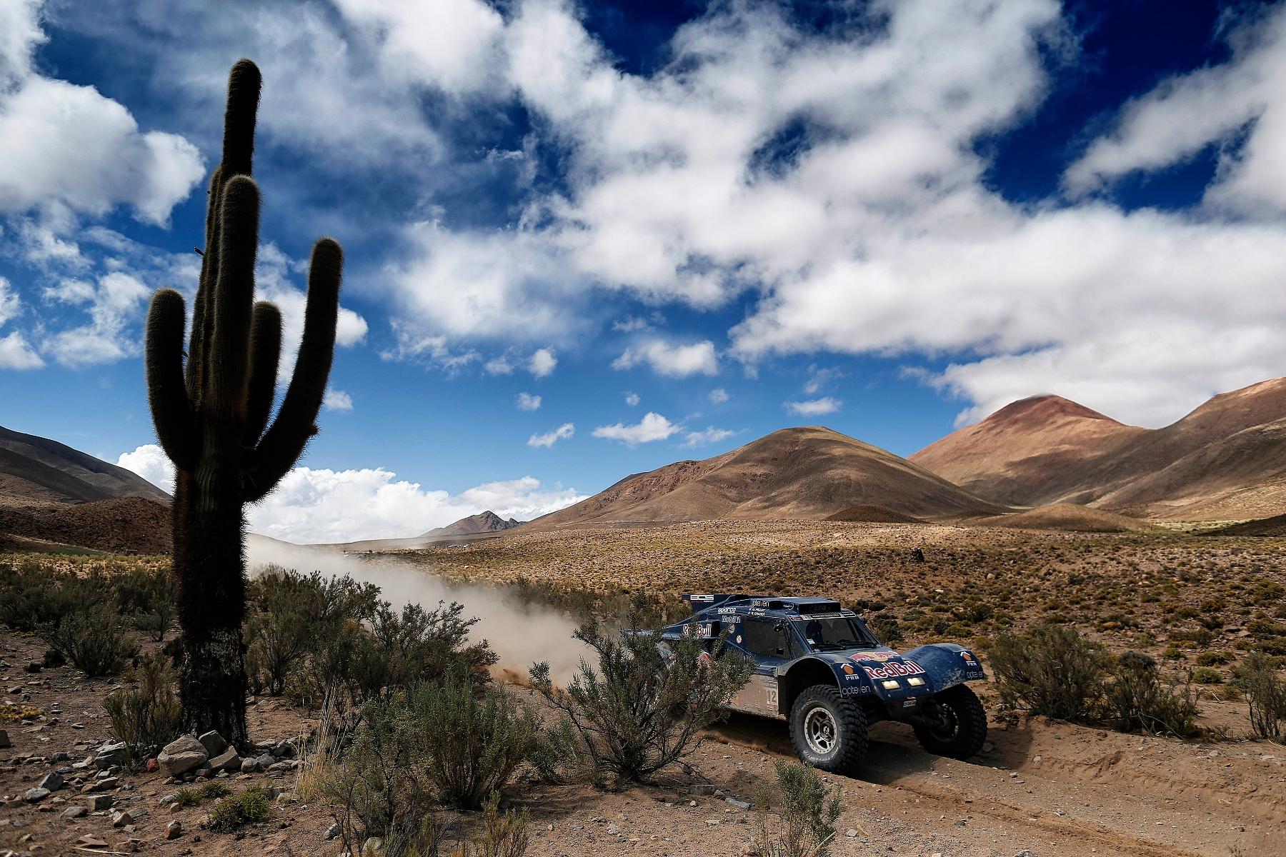 MOTORSPORT - DAKAR ARGENTINA BOLIVIA CHILE  2014 - STAGE 7 / ETAPE 7 -  SALTA (ARG) - SALTA (ARG) - PHOTO FRANCOIS FLAMAND / DPPI - 312CHABOT RONAN (FRA) / PILLOT GILLES - SMG - ACTION