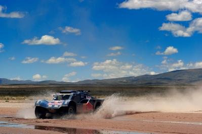 MOTORSPORT - DAKAR ARGENTINA BOLIVIA CHILE  2014 - STAGE 7 / ETAPE 7 - SALTA (ARG) - SALTA (ARG)  - PHOTO ERIC VARGIOLU / DPPI - 312CHABOT RONAN (FRA) / PILLOT GILLES - SMG - ACTION