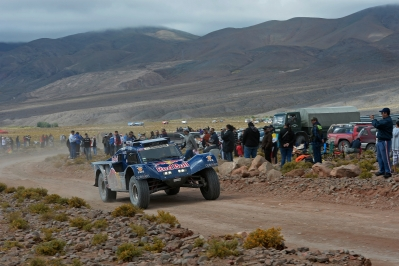 MOTORSPORT - DAKAR ARGENTINA BOLIVIA CHILE  2014 - STAGE 7 / ETAPE 7 - SALTA (ARG) - SALTA (ARG) - 12/01/2014 - PHOTO GIGI SOLDANO / DPPI - 312CHABOT RONAN (FRA) / PILLOT GILLES - SMG - ACTION