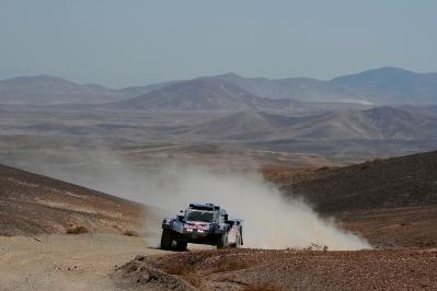 MOTORSPORT - DAKAR ARGENTINA BOLIVIA CHILE  2014 - STAGE 8 / ETAPE 8 - SALTA - CALAMA (CHI) - 13/01/2014 - PHOTO ERIC VARGIOLU / DPPI - 312CHABOT RONAN (FRA) / PILLOT GILLES - SMG - ACTION