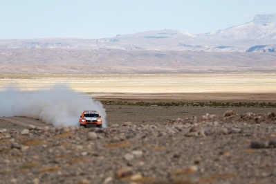 316 CHABOT Ronan (fra) PILLOT Gilles (fra) TOYOTA action during the Dakar 2016 Argentina,  Bolivia, Etape 7 - Stage 7, Uyuni - Salta,  from  January 9, 2016 - Photo Florent Gooden / DPPI