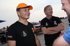 2018-01-04: TEAM CHABOT DAKAR READY TO START IN LIMA SATERDAY 6 JANUARY 2018 DAKAR RALLY 2018: PERU-BOLIVIA-ARGENTINA