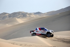 20190108: Pisco-Peru:Dakar Rally-100% Peru.