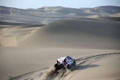 20190108: Pisco-Peru:Dakar Rally-100% Peru.