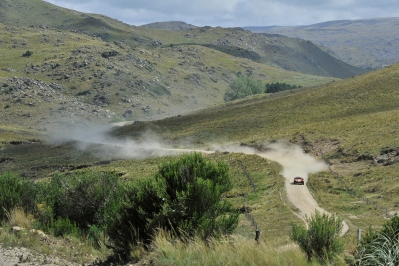 320 CHABOT Ronan (Fra) PILLOT Gilles (Fra) Smg action during the Dakar 2015 Argentina Bolivia Chile, Stage 2 / Etape 2 -  Villa Carlos Paz to San Juan on January 5th 2015 at Villa Carlos Paz, Argentina. Photo DPPI