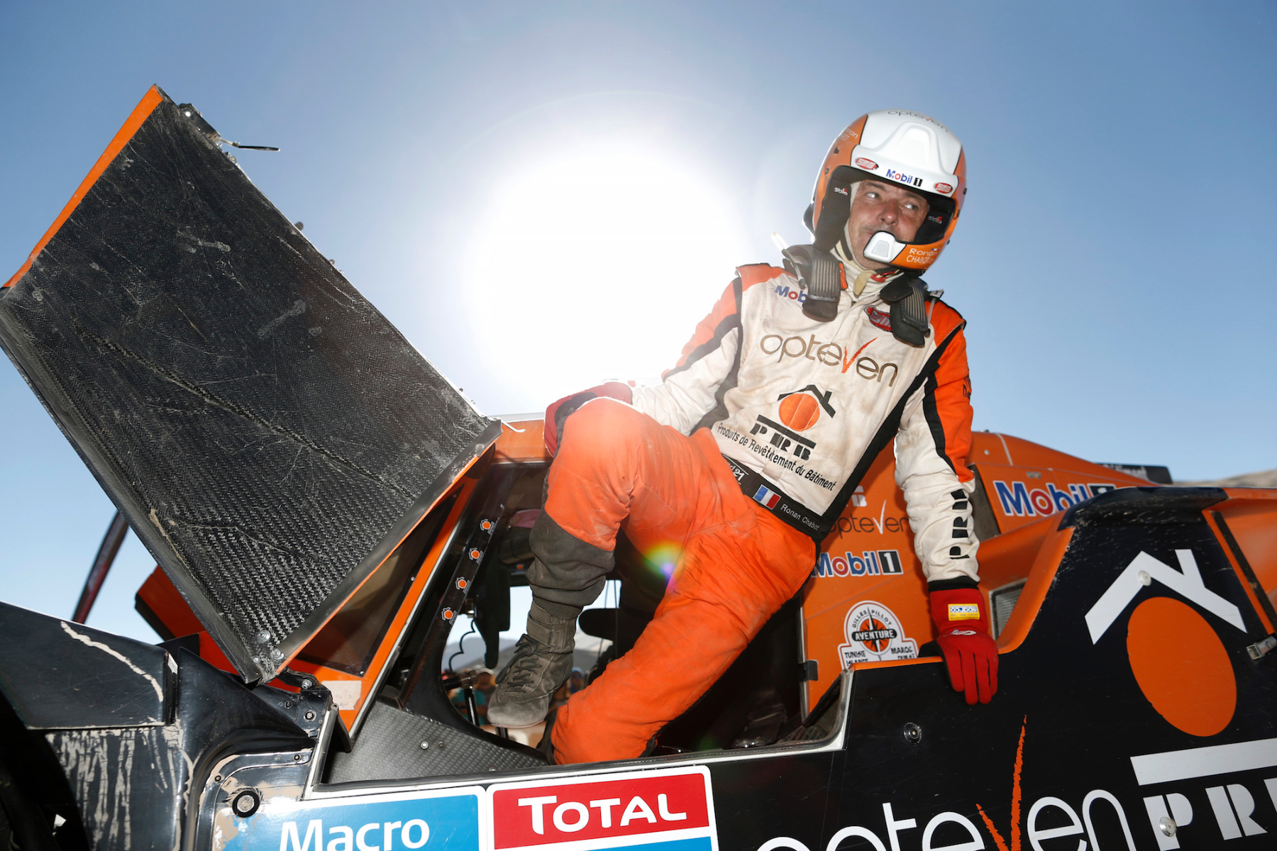 CHABOT Ronan (Fra) Smg ambiance during the Dakar 2015 Argentina Bolivia Chile, Stage 4 / Etape 4 -  Chilecito to Copiapo on January 7th 2015 at Chilecito, Argentina. Photo Florent Gooden / DPPI
