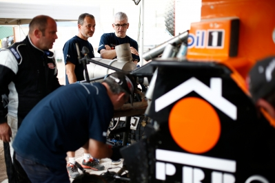 Vincent Rioux CHABOT Ronan (Fra) Smg ambiance during the Dakar 2015 Argentina Bolivia Chile, Cars and Trucks rest day / Journée de repos autos camions on January 12th 2015 at Iquique, Chile. Photo Florent Gooden / DPPI