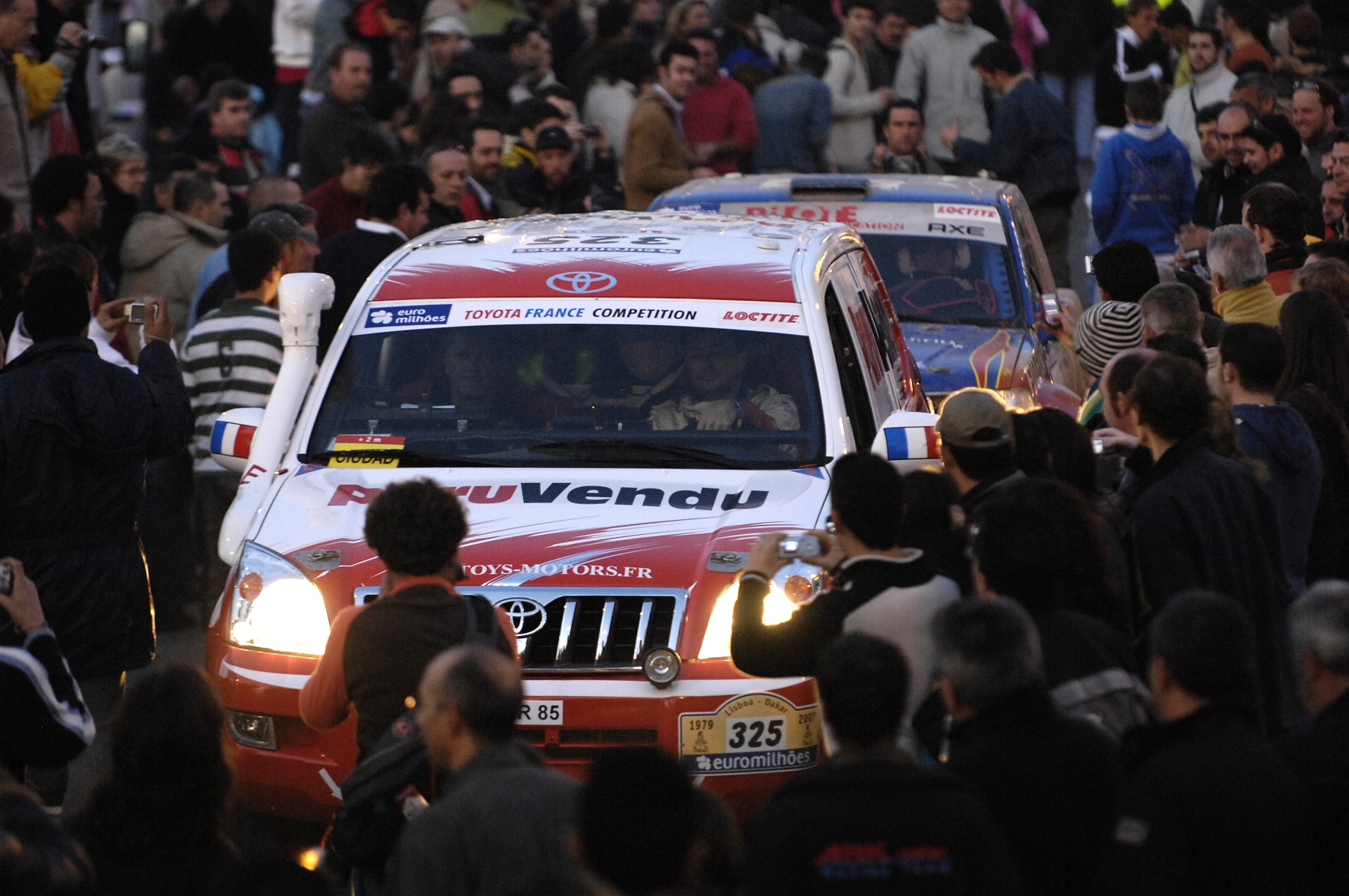 MOTORSPORT/DAKAR/STAGE 3