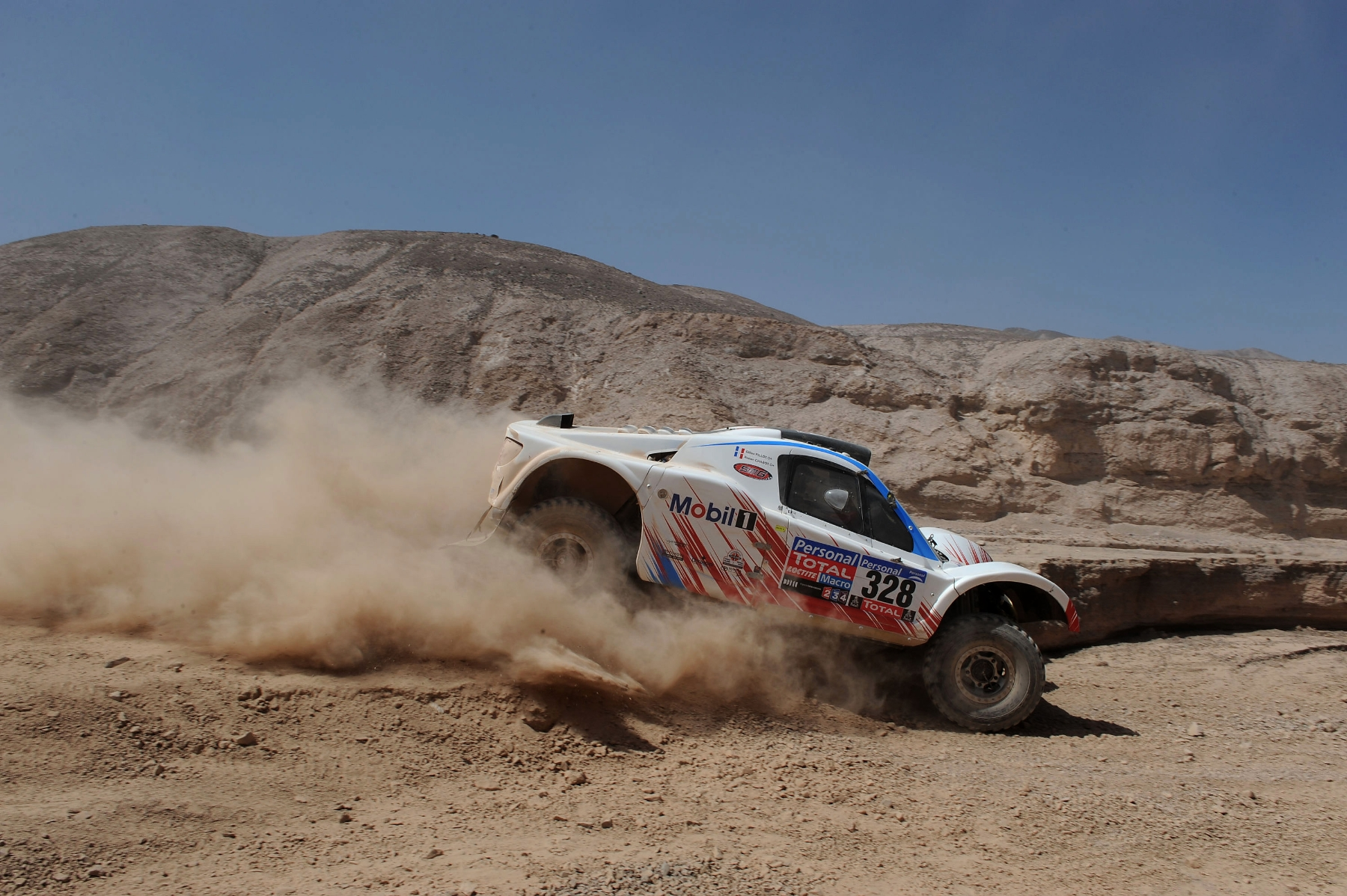 AUTO - DAKAR 2011 RACE PART 1