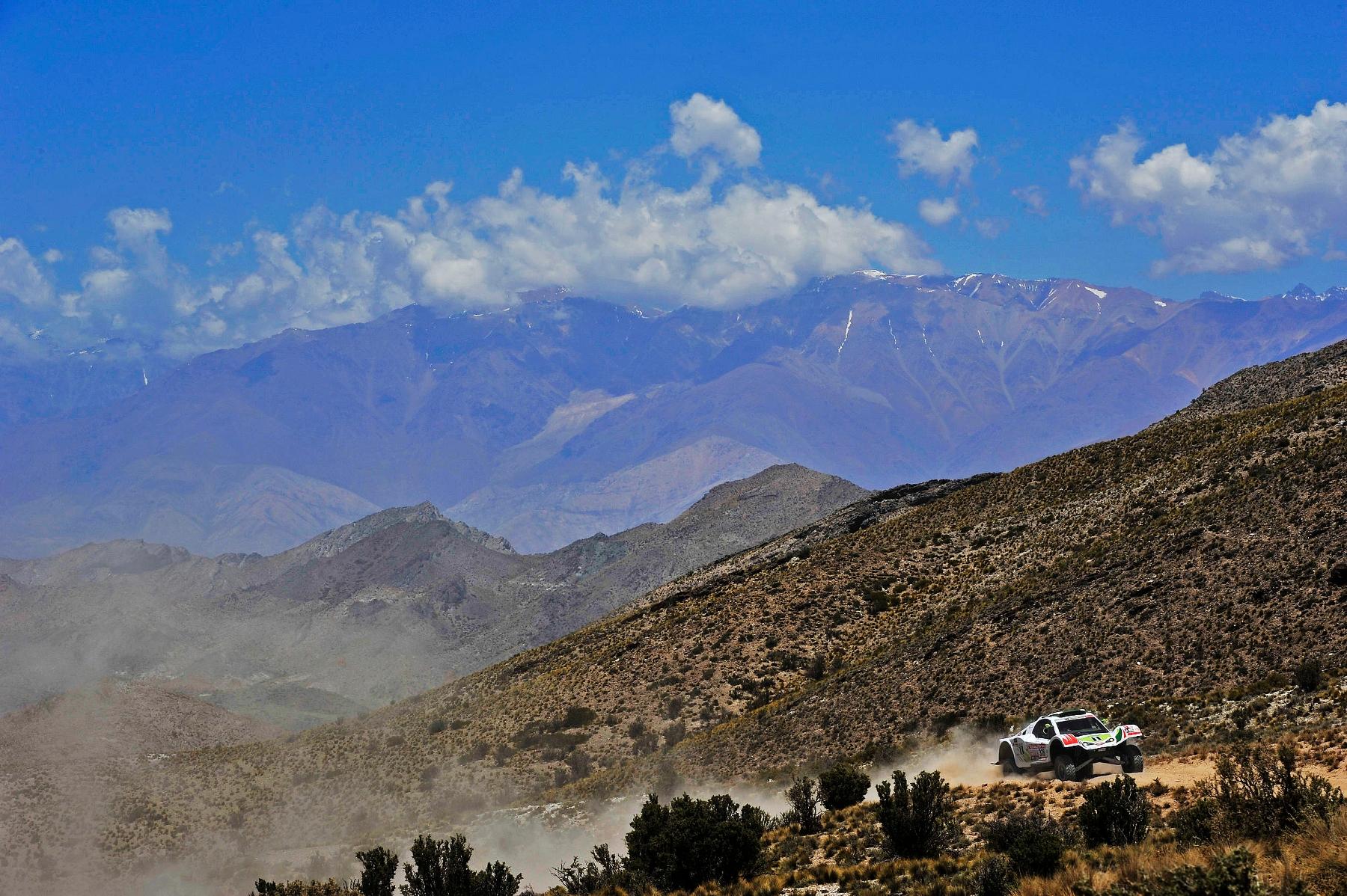 MOTORSPORT - DAKAR ARGENTINA CHILE PERU 2012 - STAGE 3 - SAN RAFAEL (ARG) TO SAN JUAN (ARG)  - 03/01/2012 - PHOTO: DPPI