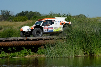MOTORSPORT- SILK WAY RALLY (RUS) - MOSCOW TO SOCHI -  03 TO 14/07/2013 - PHOTO : ERIC VARGIOLU / DPPI -