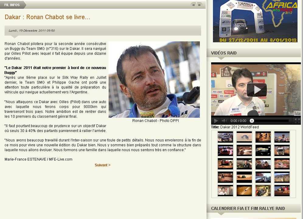 Ronan Chabot