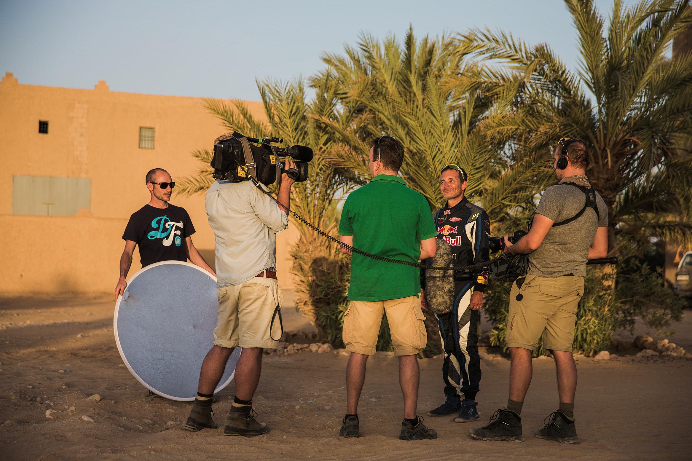 DAKAR 2014 - Les diffusions TV