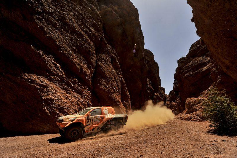 Dakar 2017 - étape 3