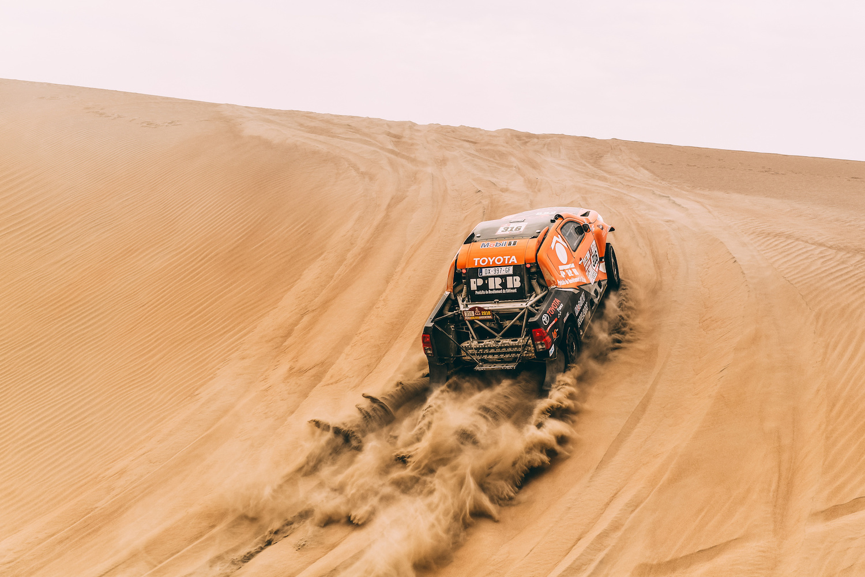 Dakar 2018 - Étape 2: Les affaires reprennent!