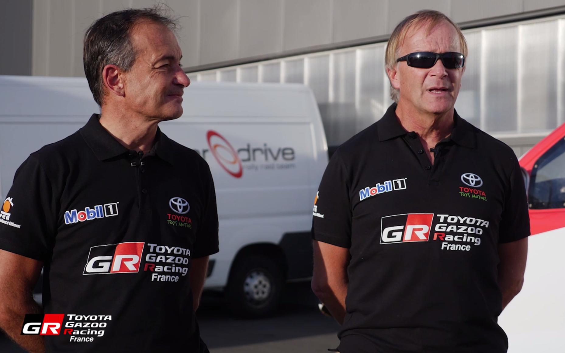 Dakar 2019 - Interview de Gilles Pillot