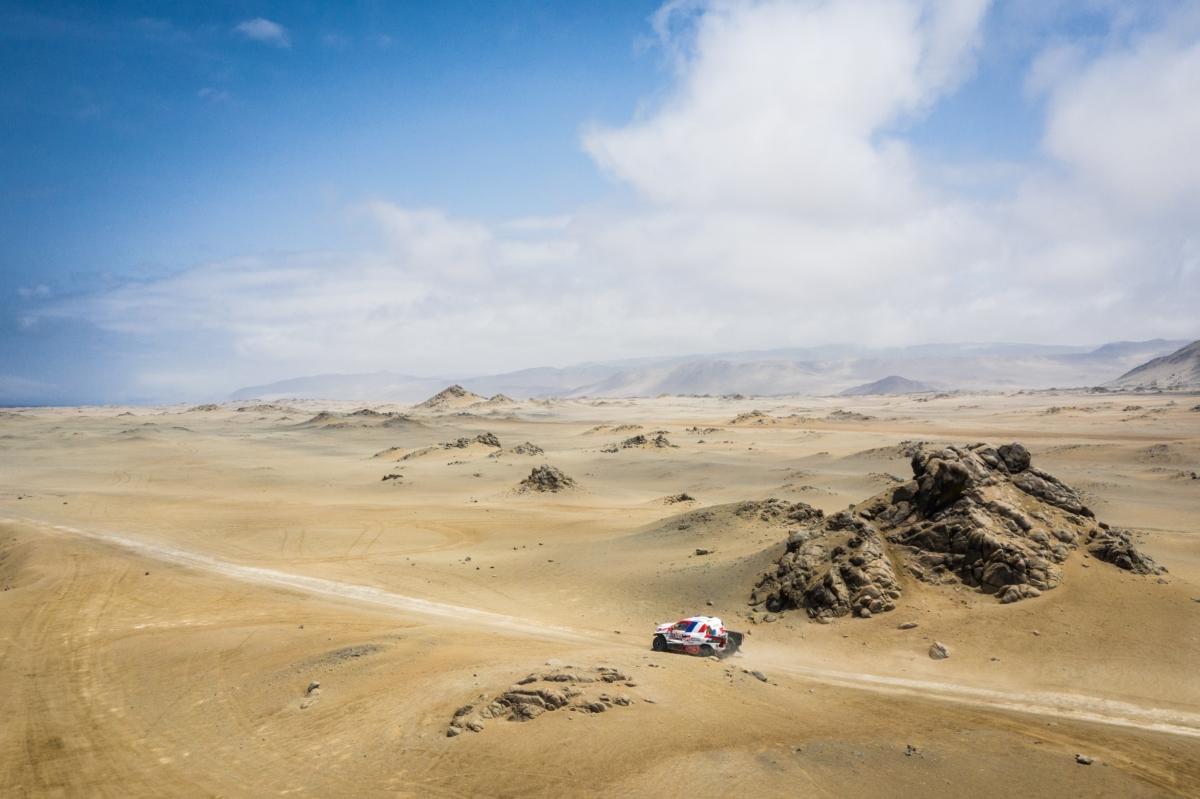 "Dakar 2019 - Etape 8 - "" L'étape la plus belle """
