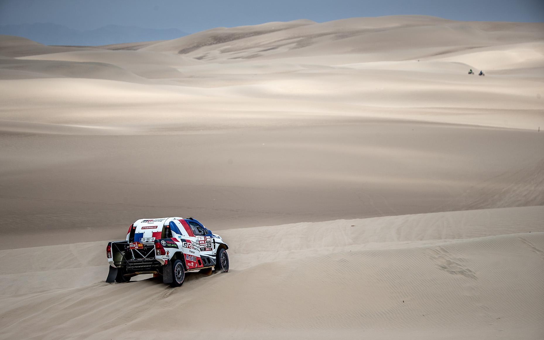 Dakar 2020 - Un nouveau Challenge
