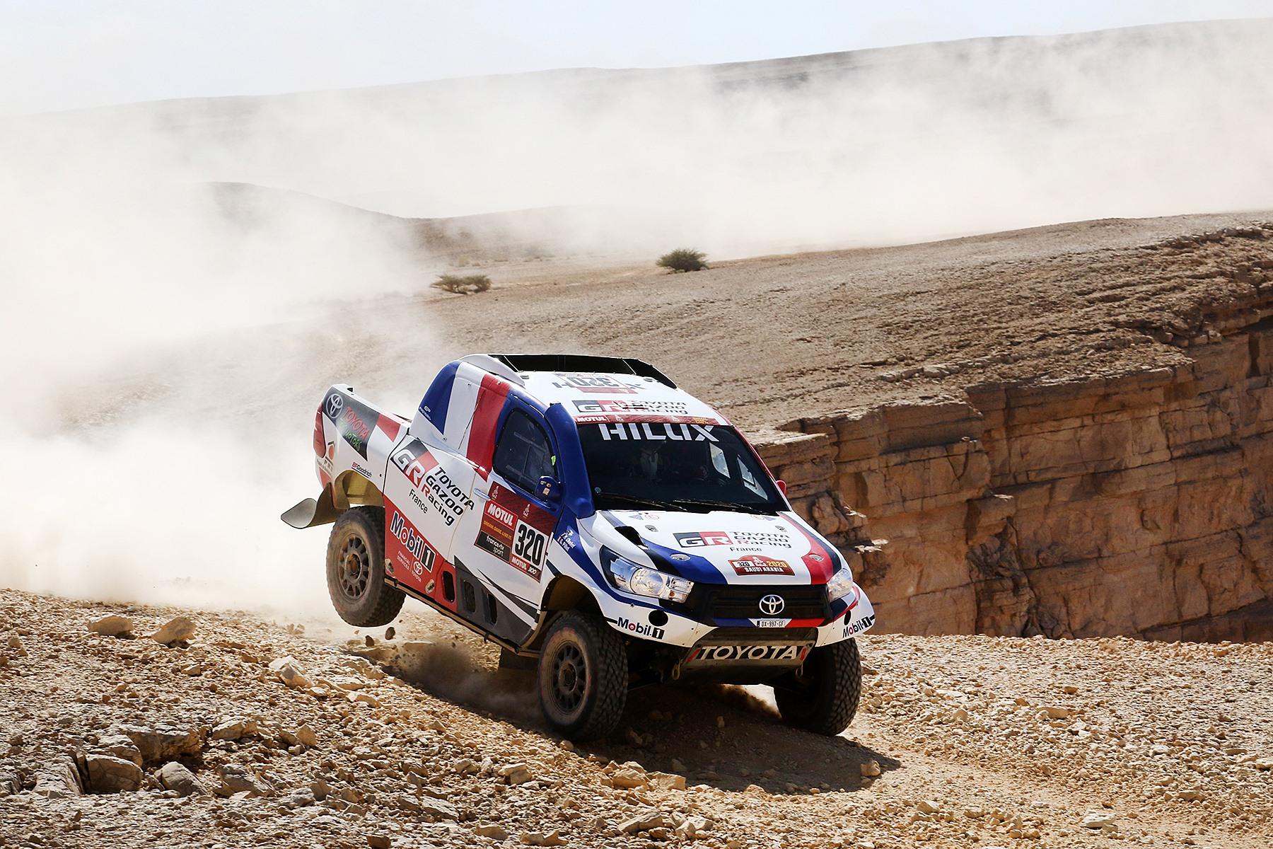Dakar 2020 - Etape 9 - Les coulisses d'une journée galère