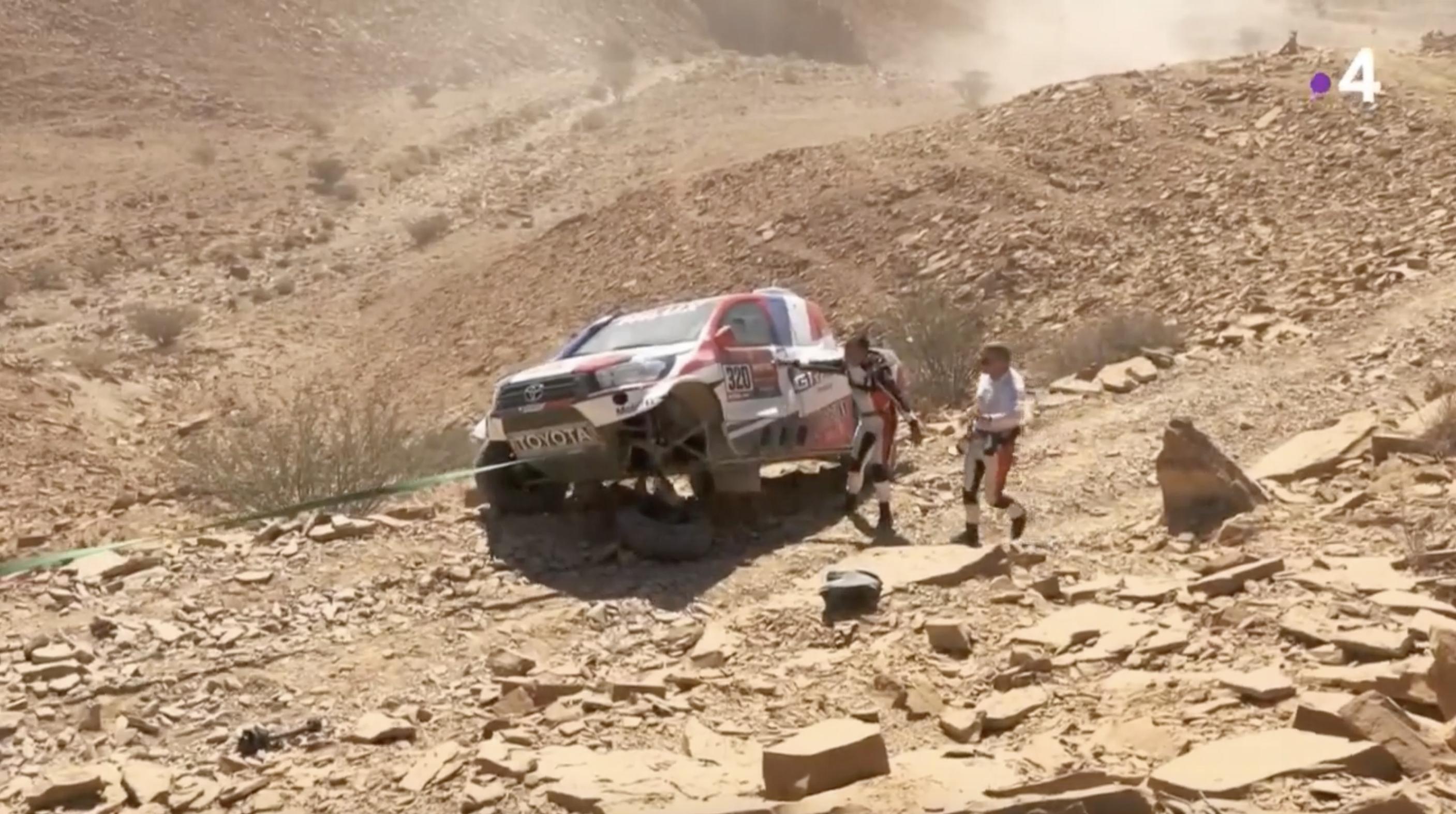 Dakar 2020 - VIDEO - Retour sur l'étape 9
