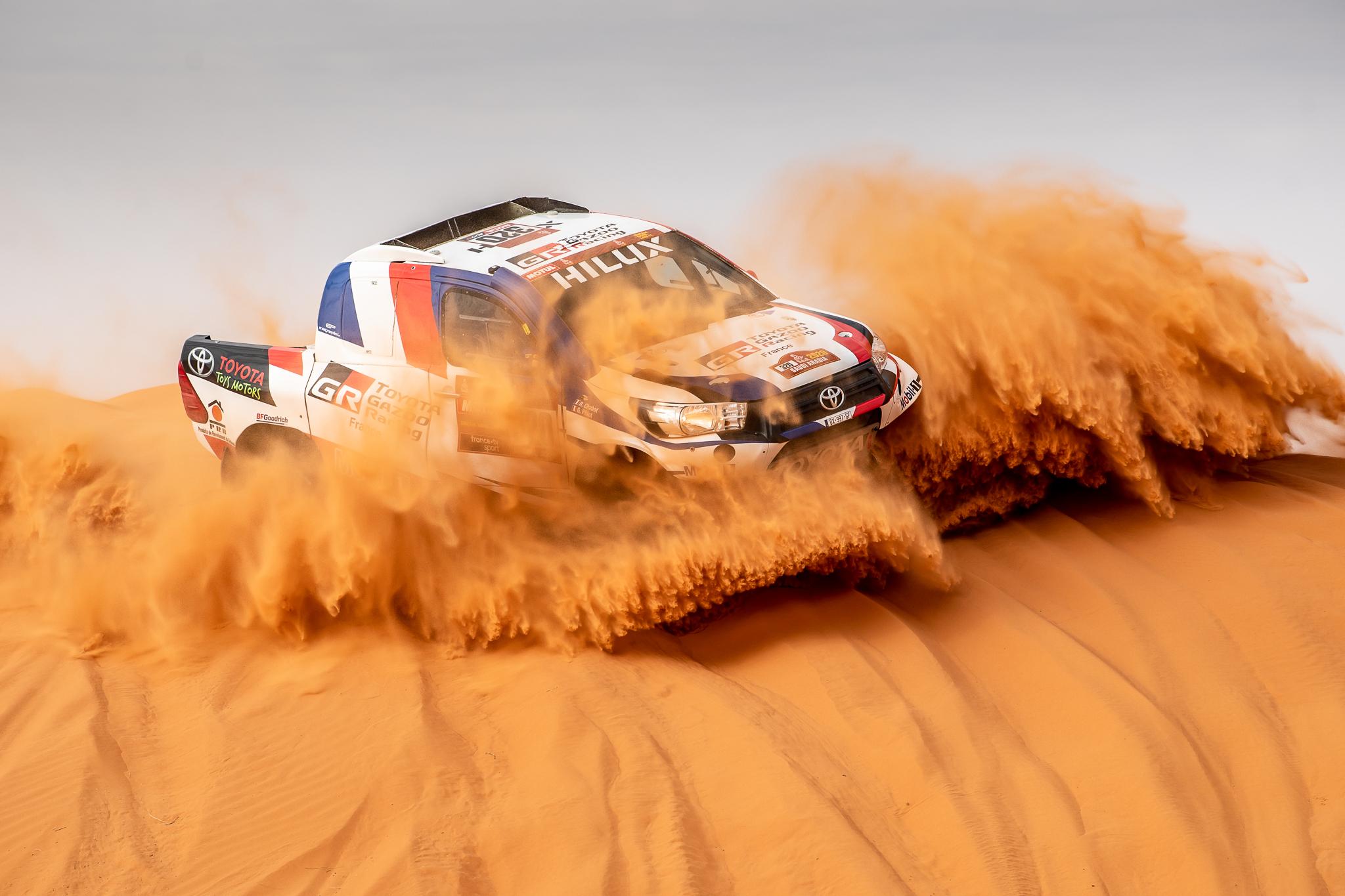 Dakar 2020 – Etape 6 – C'était plus facile que prévu