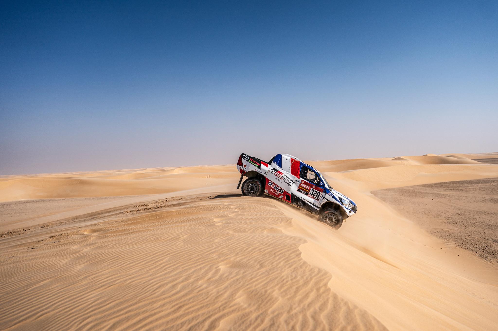 Dakar 2020 – Etape 10 - Le jour d'après.