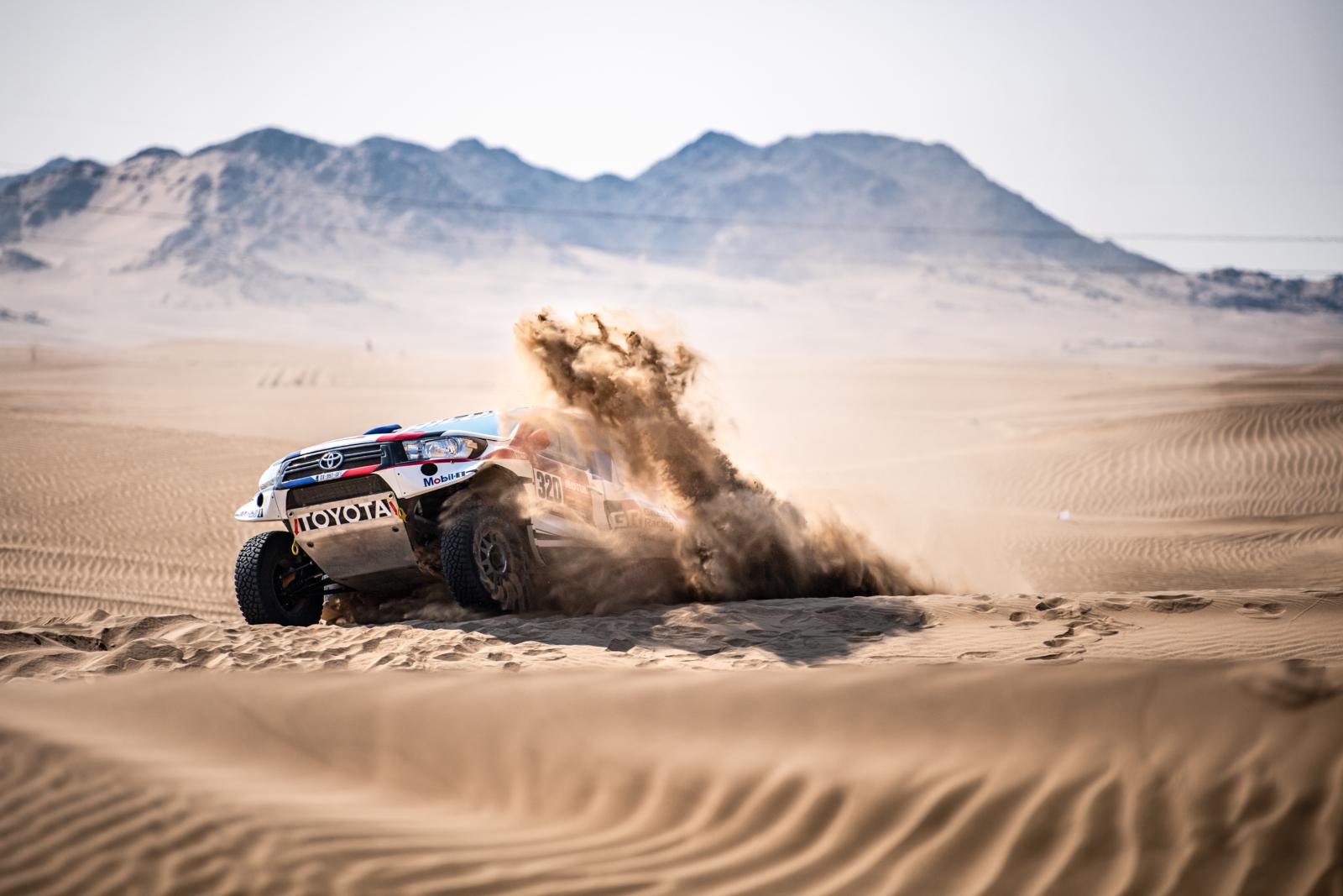 Dakar 2020 - Etape 3 - Le retour aux affaires