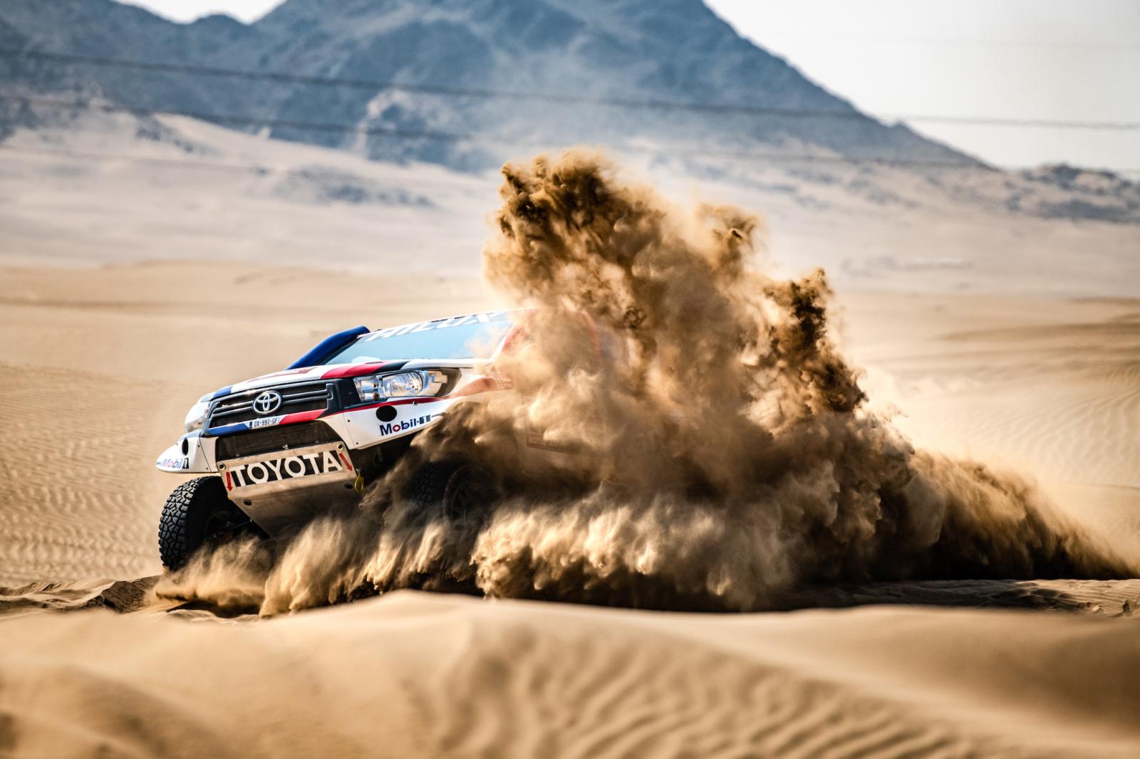 Dakar 2020 - Le nouveau souffle de l'aventure !