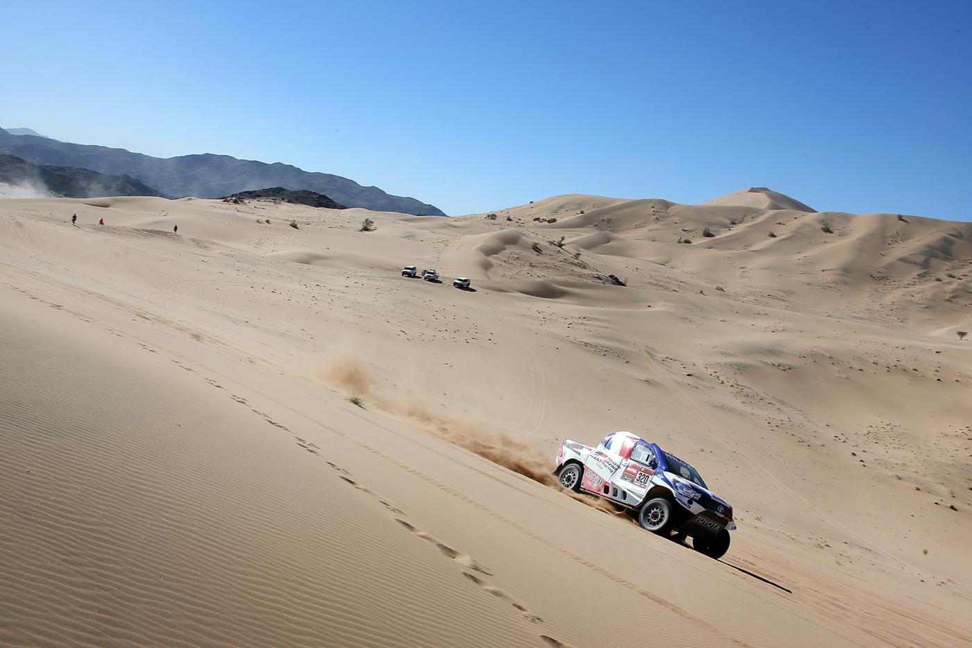 Dakar 2020 - Etape 1 - On est dans le bon wagon