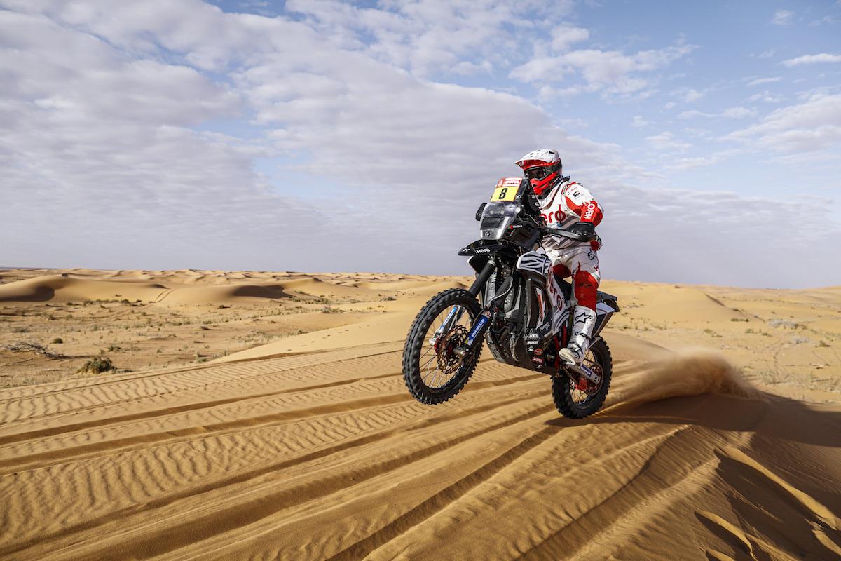 Dakar 2020 - Etape 7 - Au nom de Paulo